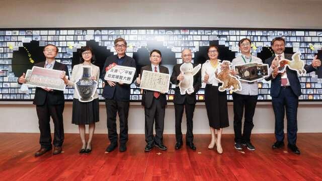 2020 首發《故宮全新大廳開幕🎊 亞洲最大智慧互動牆亮相》